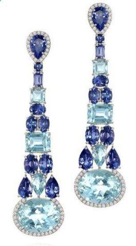 elegant dangle earrings 35