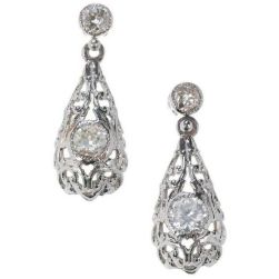 elegant dangle earrings 38