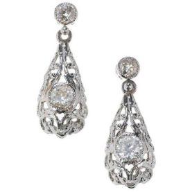 elegant dangle earrings 38