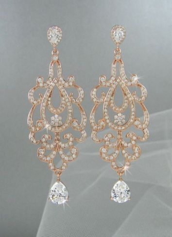 elegant dangle earrings 4