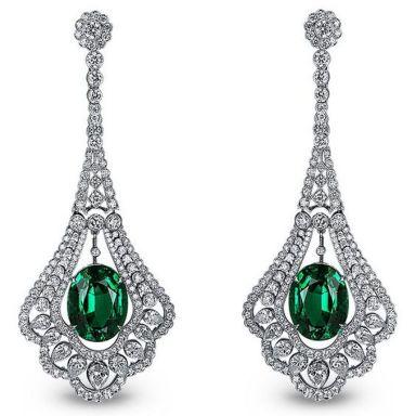 elegant dangle earrings 42