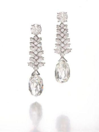 elegant dangle earrings 56