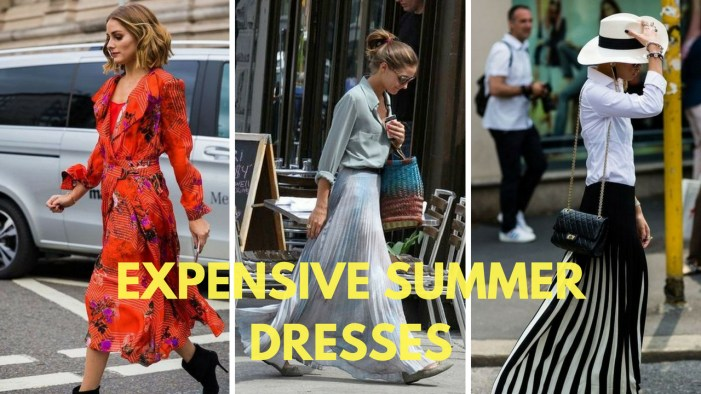 expensive summer dresses