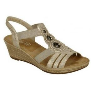 rieker sandalen damen reduziert 14