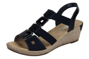 rieker sandalen damen reduziert 4