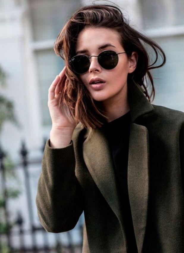 schöne populäre Frauen Sonnenbrille Ideen 19