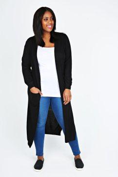 17 extra long black cardigan ideas 16