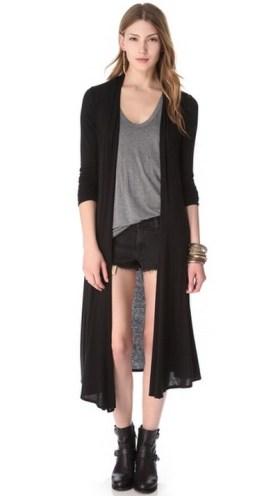 17 extra long black cardigan ideas 4