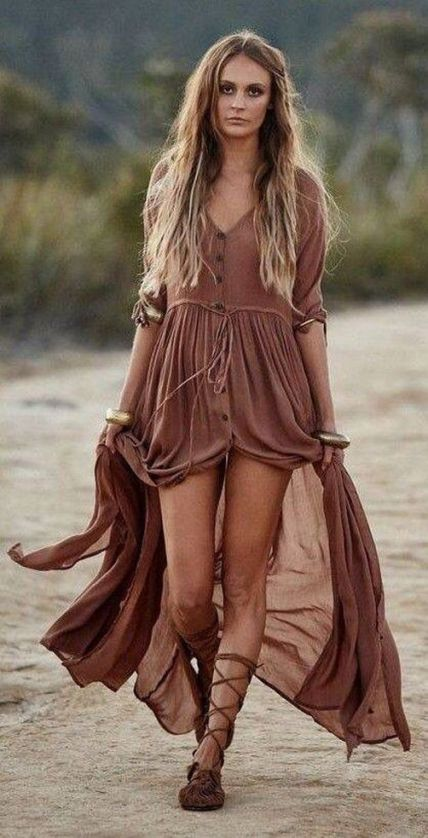 20 Best country western dresses for weddings 11