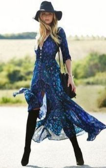 20 Best country western dresses for weddings 12