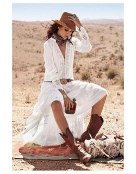 20 Best country western dresses for weddings 5