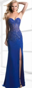 20 Elegant long prom dress sexy sweetheart mermaid party dresses 19