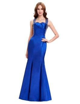 20 Elegant long prom dress sexy sweetheart mermaid party dresses 3