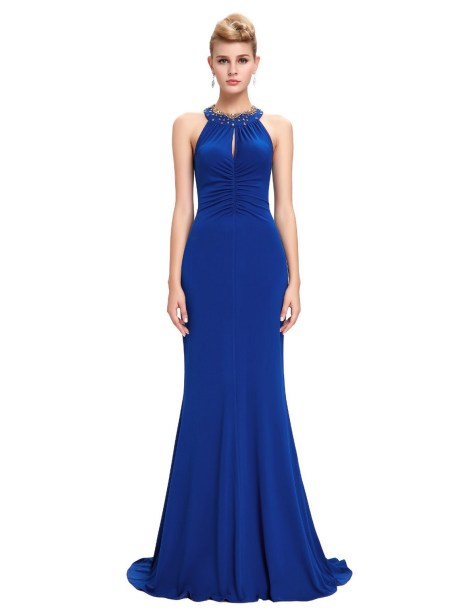 20 Elegant long prom dress sexy sweetheart mermaid party dresses 4