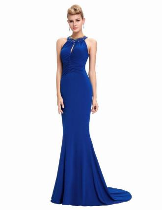 20 Elegant long prom dress sexy sweetheart mermaid party dresses 5