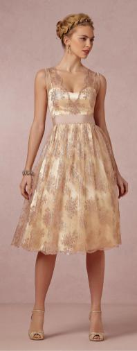 20 Gold Prom Dresses Flower ideas 3