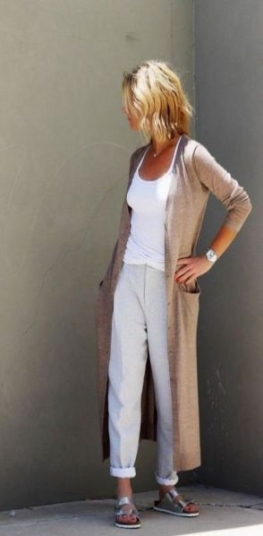 20 Long Sweater Cardigan Pocket Ideas 20
