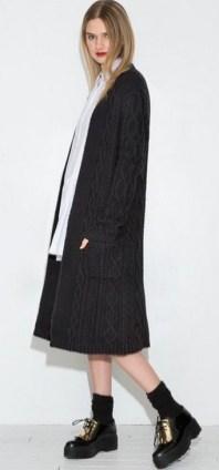 20 Long Sweater Cardigan Pocket Ideas 9