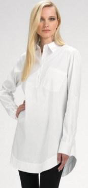 20 White Tunic Shirts for Women 17