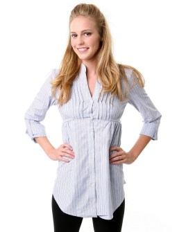 20 White Tunic Shirts for Women 18