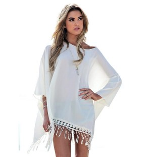 20 White Tunic Shirts for Women 20