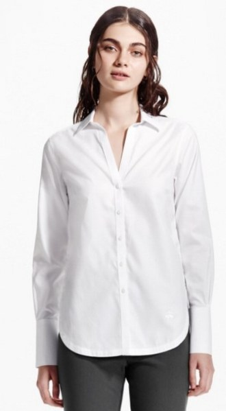 20 White Tunic Shirts for Women 22