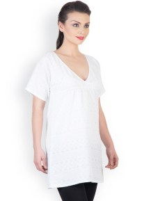 20 White Tunic Shirts for Women 3