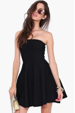 30 About ideas skater dress black That You Need to See 1
