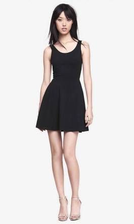 30 About ideas skater dress black That You Need to See 12