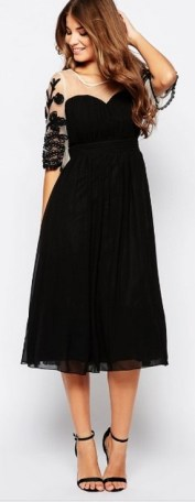 30 About ideas skater dress black That You Need to See 14