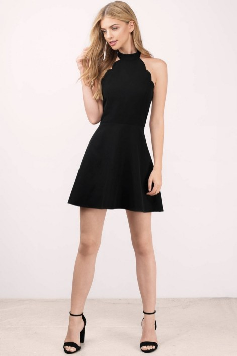 30 About ideas skater dress black That You Need to See 16