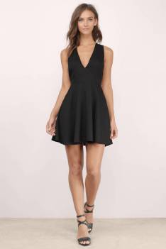 30 About ideas skater dress black That You Need to See 26