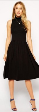 30 About ideas skater dress black That You Need to See 32