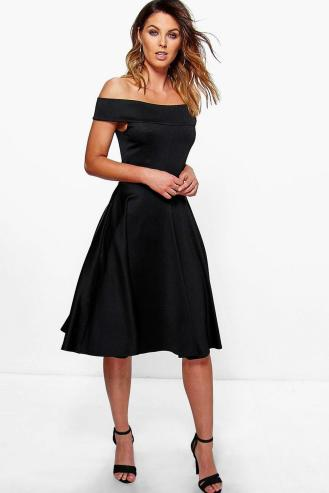 30 About ideas skater dress black That You Need to See 35