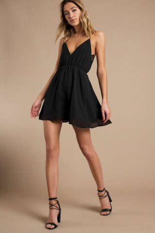 30 About ideas skater dress black That You Need to See 36