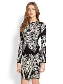 30 Women Print Dresses with sleeves Ideas 29