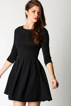 30 ideas skater dress black to Follow 1