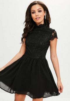 30 ideas skater dress black to Follow 10