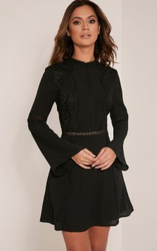 30 ideas skater dress black to Follow 19