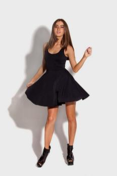 30 ideas skater dress black to Follow 30