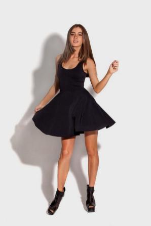 30 ideas skater dress black to Follow 30