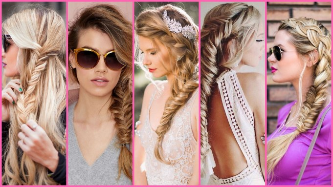 40 Fishtail Braid Hairstyles for all situations Ideas