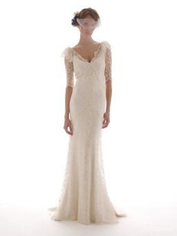 40 High Low Long Sleeve Modern Wedding Dresses Ideass 38