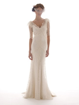 40 High Low Long Sleeve Modern Wedding Dresses Ideass 38