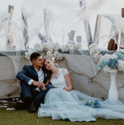 40 Romantic weddings themes ideas 37