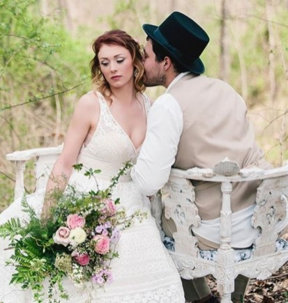 40 Romantic weddings themes ideas 5