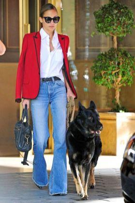 40 Womens red blazer jackets ideas 32