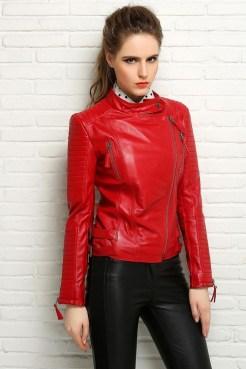 40 Womens red blazer jackets ideas 42