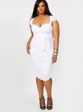 40 all white club dresses ideas 14
