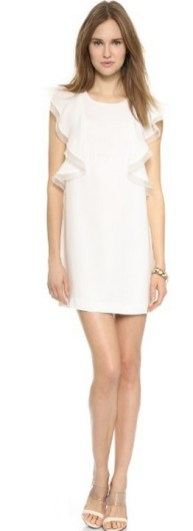 40 all white club dresses ideas 18